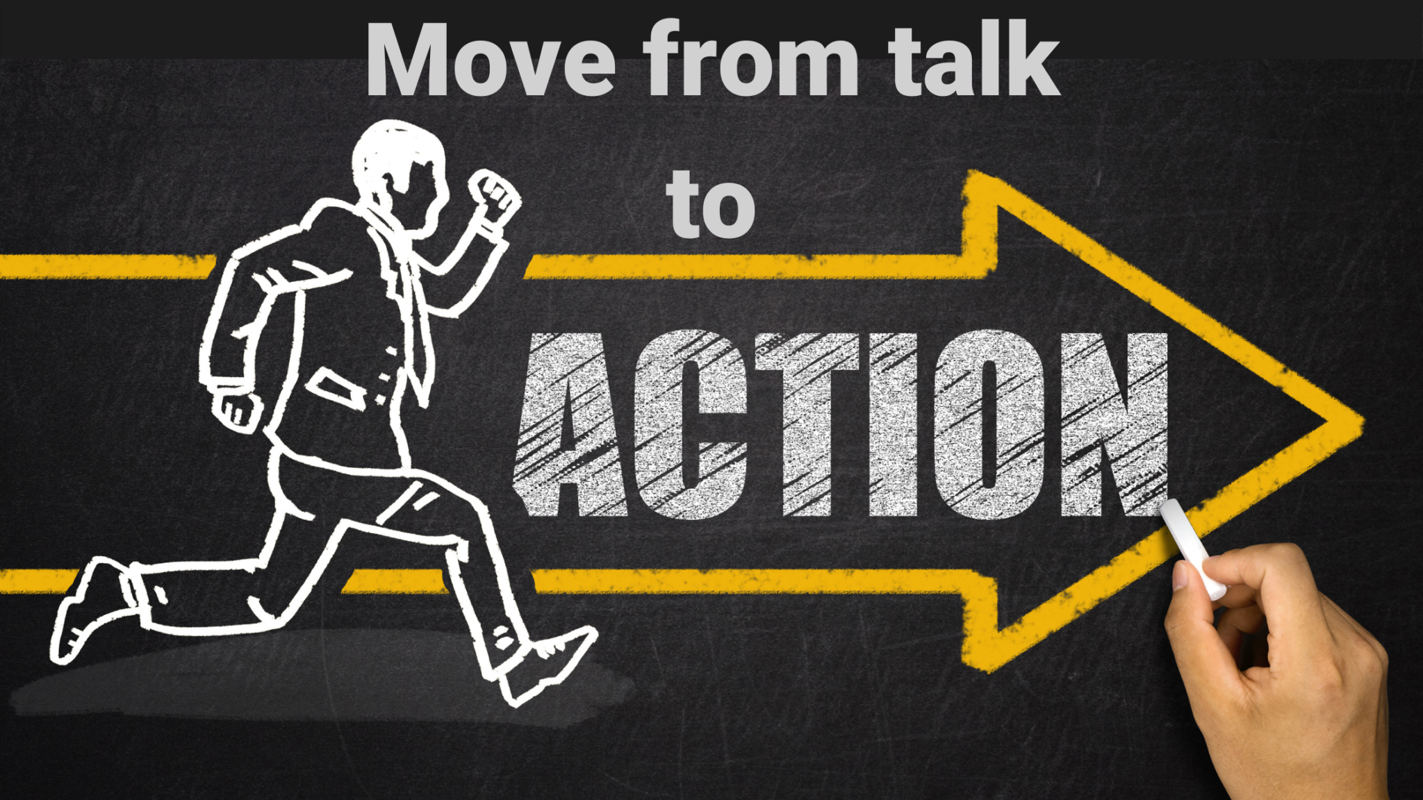 Jim Knight's advice for moving from talk to action